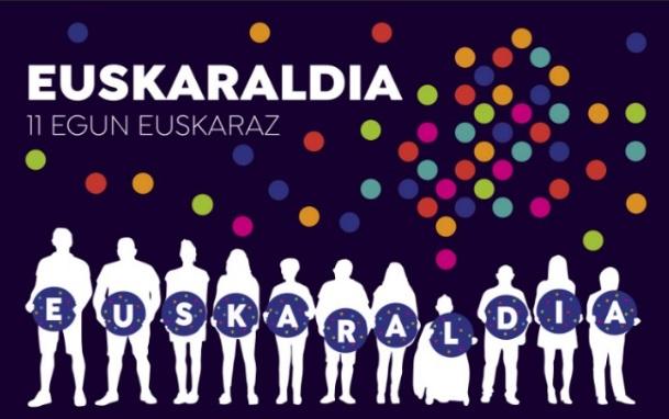Nos unimos a Euskaraldia
